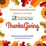 Thanksgiving Wishes 2017 from Boston Airport Shuttle