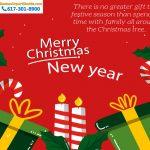 Merry Chrishmas and Happy New Year