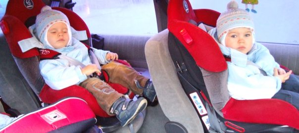 Stricter Child Seat Law