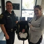Arlington Police Officer Helps Deliver Baby Girl