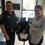 Arlington Police Officer Helps Deliver Baby Girl